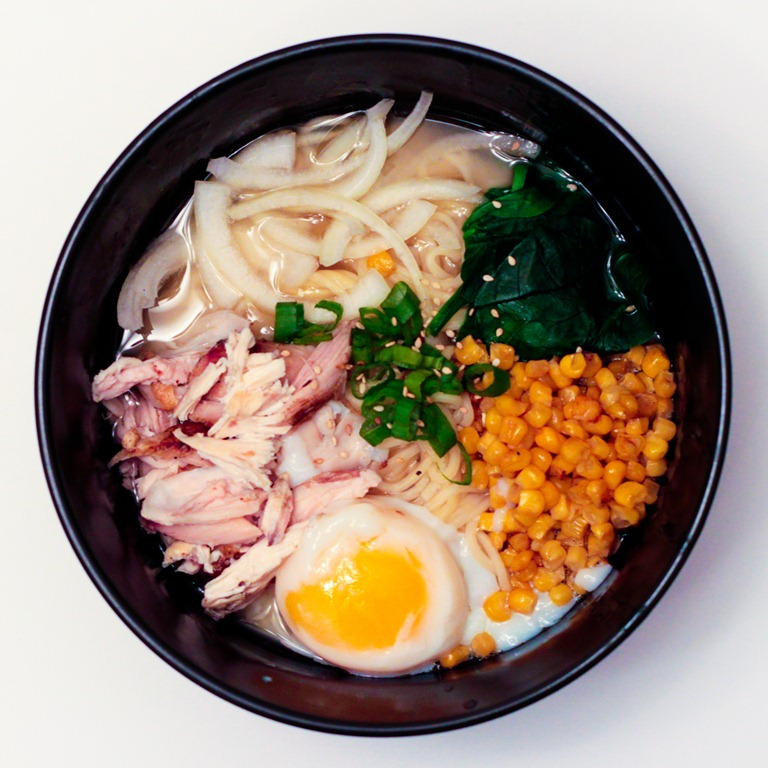 Chicken Ramen « The Moonlit Kitchen