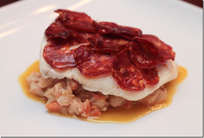 Halibut and Chorizo (5 of 5)